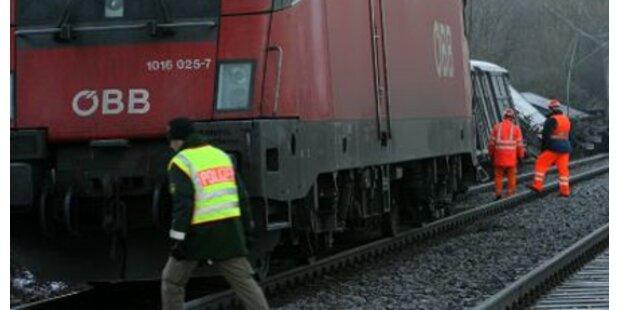 Güterzug im Mostviertel entgleist