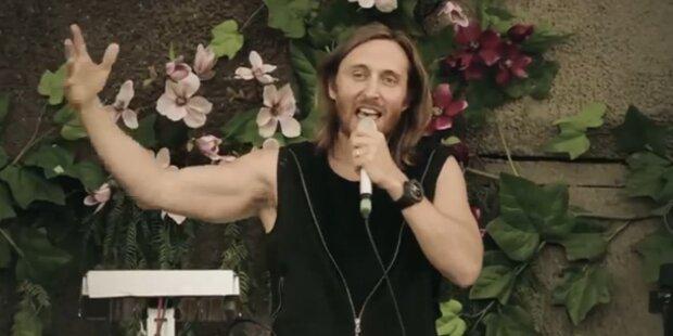 Star-DJ David Guetta hilft Opfern
