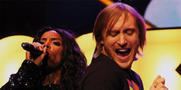 David Guetta kommt nach Linz