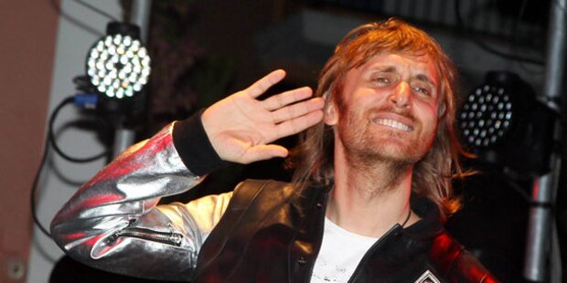David Guetta rockt die Wiener Krieau