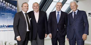 Neuer Job für Ex-Kanzler-Gusenbauer