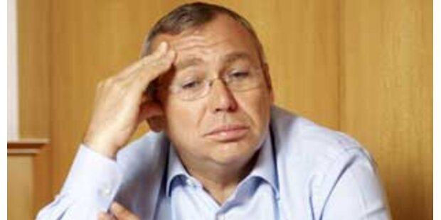 Gusenbauer will Bankgeheimnis nicht antasten