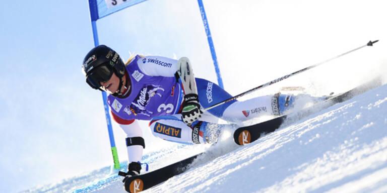 Sölden: Ski-Beauty Gut gewinnt vor Zettel