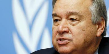 UNO-Sicherheitsrat nominiert Guterres als Generalsekretär