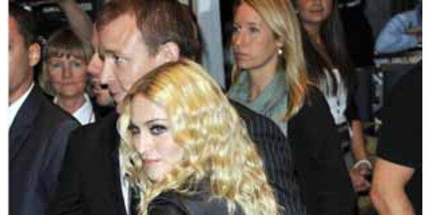 Madonna und Guys geheimer Liebescode