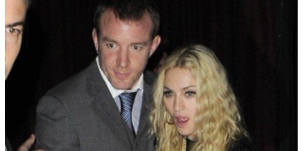 Madonna und Guy Ritchie sind geschiedene Leute