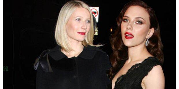 Zickenkrieg am Set: Gwyneth vs. Scarlett