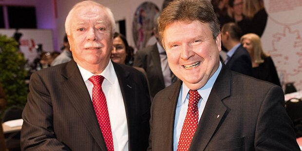 SPÖ-Parteitag wird Abrechnung mit Rot-Grün