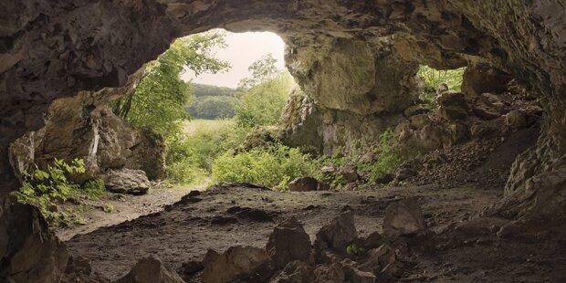 Ehefrau will Höhlenbewohner nicht sehen