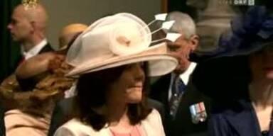 Die besten Hüte der Hochzeit