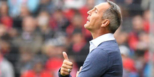 Hütter-Elf schafft Sensation gegen Inter