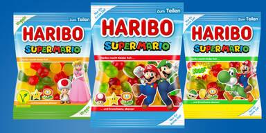 Super Mario-Items gibt es jetzt als Gummibärchen
