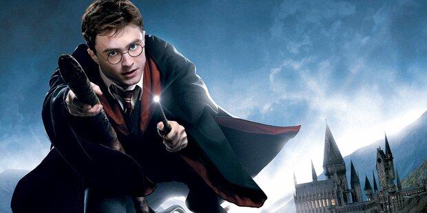 Mega-Hype um neuen Harry Potter