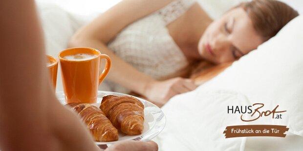 Hausbrot - Lieferung fast bis ans Bett