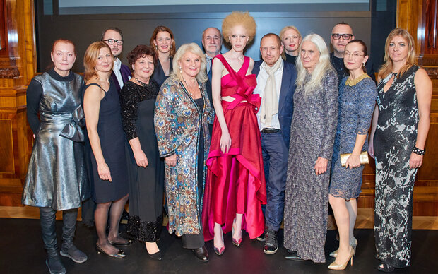 Haute Couture Austria Award 2016