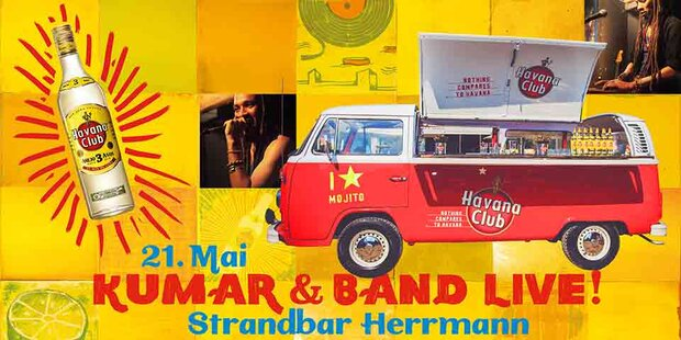 Havana-Feeling mit kubanischem Hip-Hop-Star