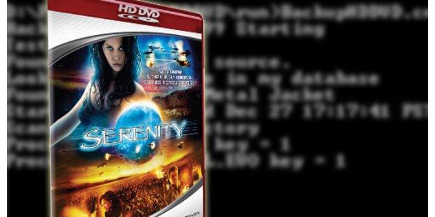 HD-DVD Kopierschutz geknackt