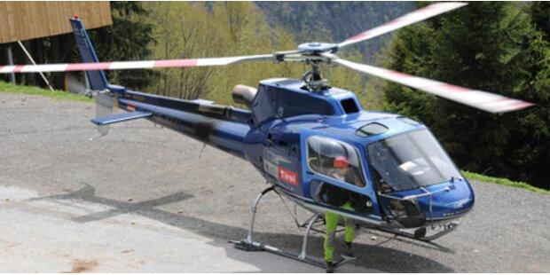 Landeverbot für Knaus-Helikopter?