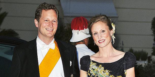 Georg Friedrich von Preußen & Prinzessin Sophie Johanna Maria von Isenburg