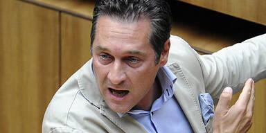 Heinz-Christian Strache, FPÖ-Chef