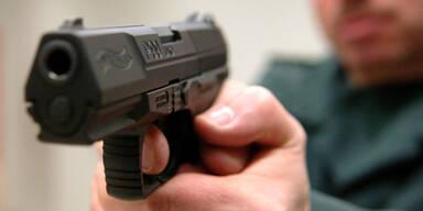 Autofahrer zückte Pistole