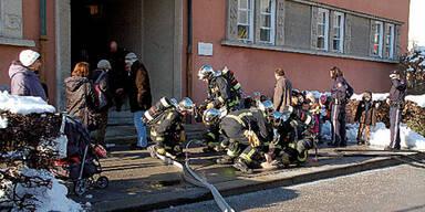 Feuer Kindergarten Innsbruck