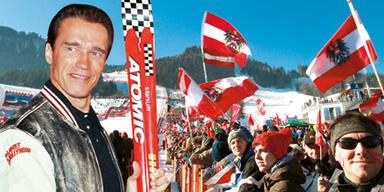 Arnold Schwarzenegger Ski