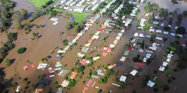 Australien Flut