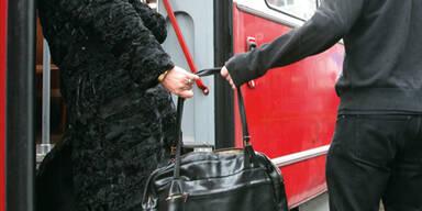 Handtaschenraub