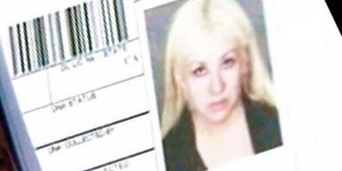 Aguilera: Versoff sie ihr Kind?