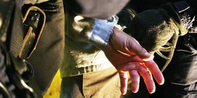 Verhaftung Polizei
