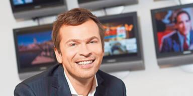 Puls 4-Geschäftsführer Markus Breitenecker