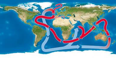 So breitet sich das Atom-Wasser aus