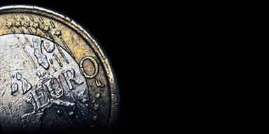 1 Euro Münze Geld