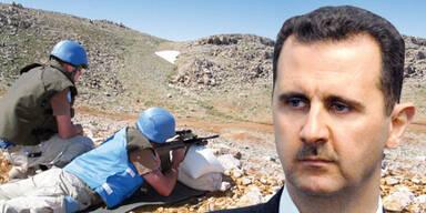 Blauhelme & Assad