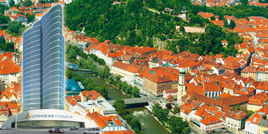 Graz Lyoness Tower geplant