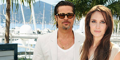 Brangelina: Ihre Liebes- Show in Cannes