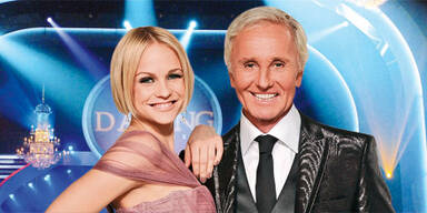 Mirjam WEICHSELBRAUN & Klaus EBERHARTINGER - Dancing Stars 2011