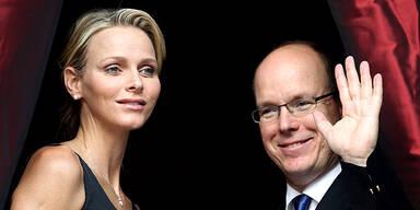 Charlene WITTSTOCK & Fürst Albert von MONACO