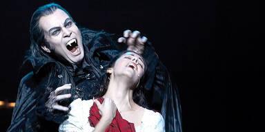 """""""Tanz der Vampire"""" im Raimund Theater (2010)"""