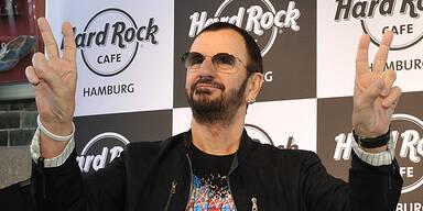 Galerie-Eröffnung: Ringo Starr in Wien