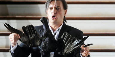 Erwin SCHROTT als Figaro 2011