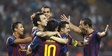 FC Barcelona 26.8. 2011