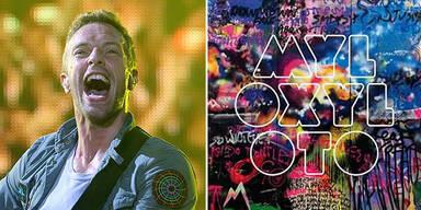 So klingt das neue Coldplay-Album