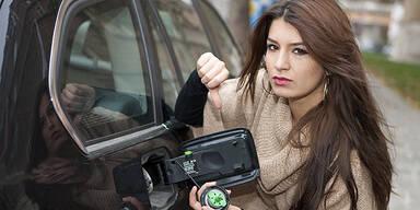 Sprit Benzin Diesel Preis