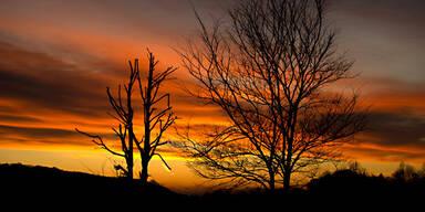 Sonnenuntergang Sonnenaufgang Wetter