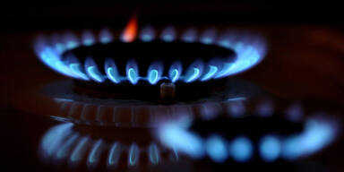 Gasherd Flamme Gas