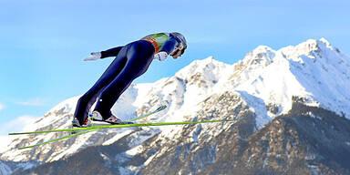 Gregor Schlierenzauer Skispringen Bergisel