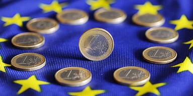 Euro Europa Münzen Rettungsschirm