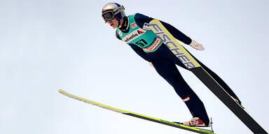 Skispringen Schlierenzauer